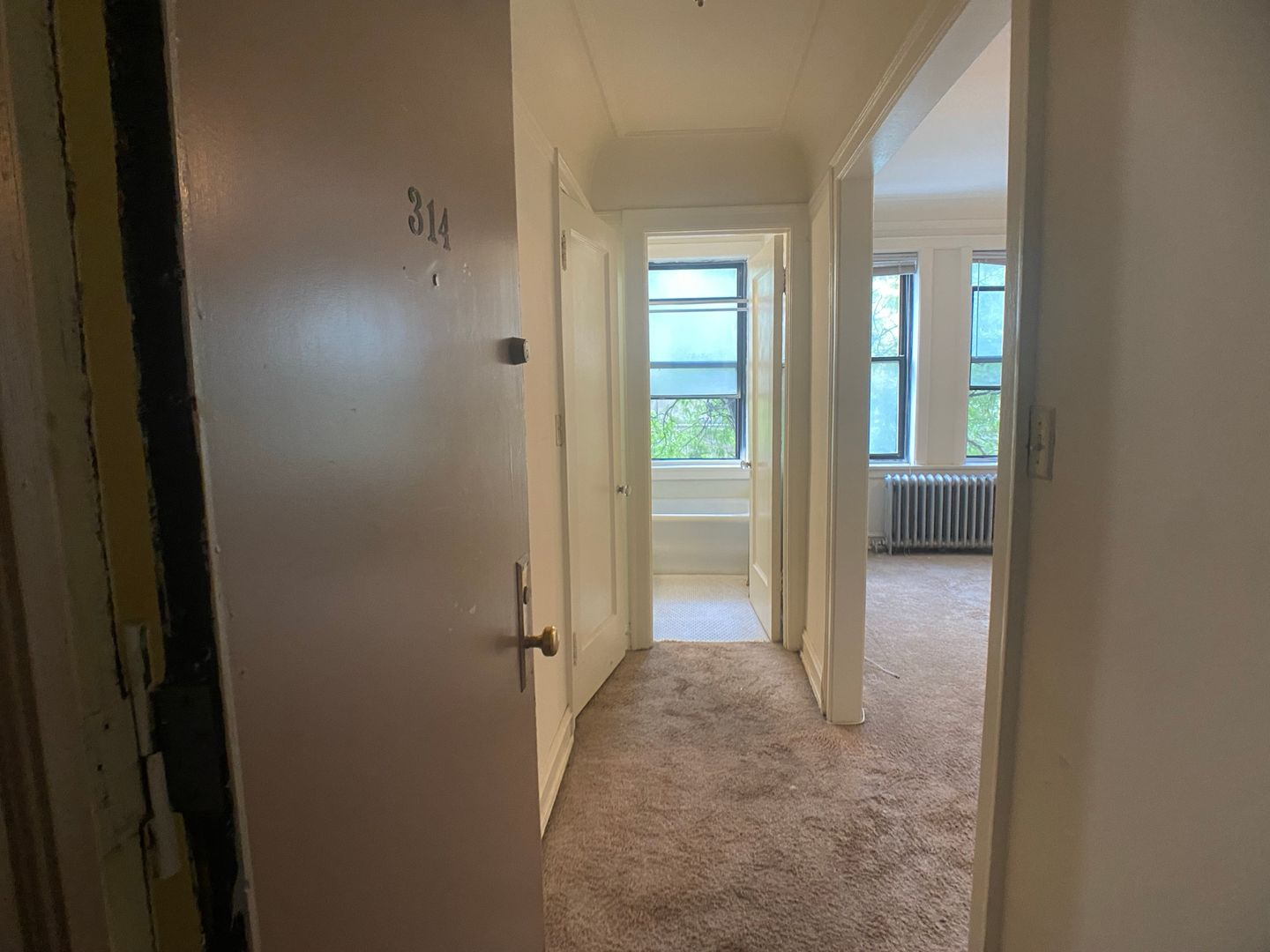 420 West Wrightwood, Chicago, IL - 900 USD/ month